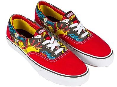 Vans Marvel Era Schuhe | Schuhe, Vans und Frau