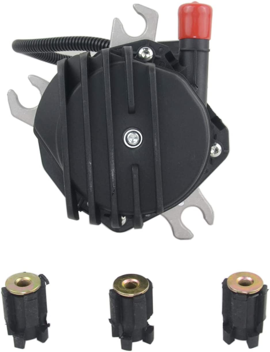 Right Smog Pump Secondary Air Pump for Porsche Cayenne 4.5L Cylinders 5-8 95560510421 95560510420 7L5959253B