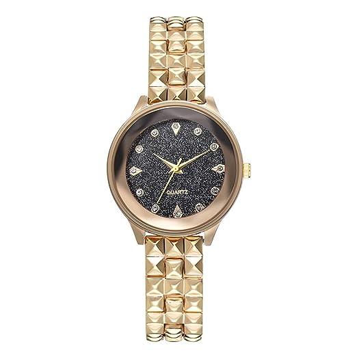 Amazon.com: Luweki Wrist Watches for Men Women On Sale Quartz Pocket Watch Relojes de Hombre: Watches