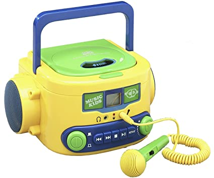 95e20caea4d0 Image Unavailable. Image not available for. Color  HMLKIDSCD20 - Hamilton  Buhl Kids Audio CD Player Karaoke Machine with Microphone