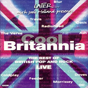 Later... with Jools Holland - Cool Britannia [Reino Unido] [DVD]