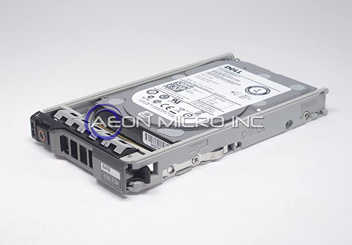"400-AGTN - DELL 1.8TB 10K SAS 2.5"" 6Gbps HARD DRIVE With G176J TRAY/CADDIE COMPATIBLE WITH DELL POWEREDGE SERVERS R630 R730 R730XD R715 T630 T610 T710 R610 R815 R810 R710 M710 M610 M910 M610x Blade"