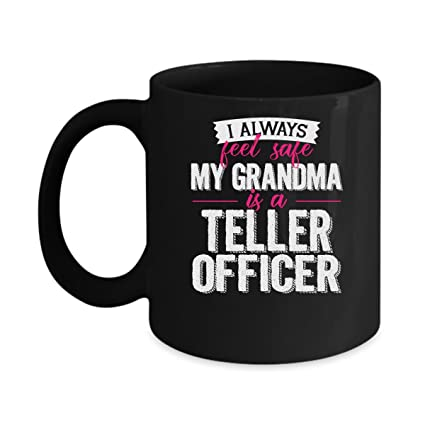 TELLER Coffee Mug Gift