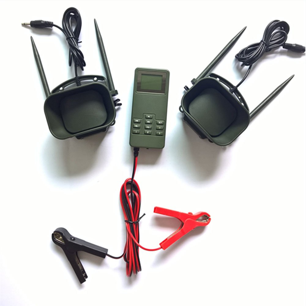 Walsoon BK1522 Outdoor Hunting MP3 Player Bird Decoy Bird Caller 50W Speaker by OEM by Walsoon (Image #6)