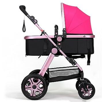 QWM-Las bicicletas infantiles para bebés Carrito de bebé recién ...
