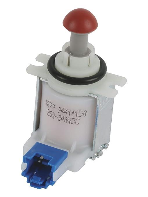 Electroválvula, válvula solenoide de desagüe para ...