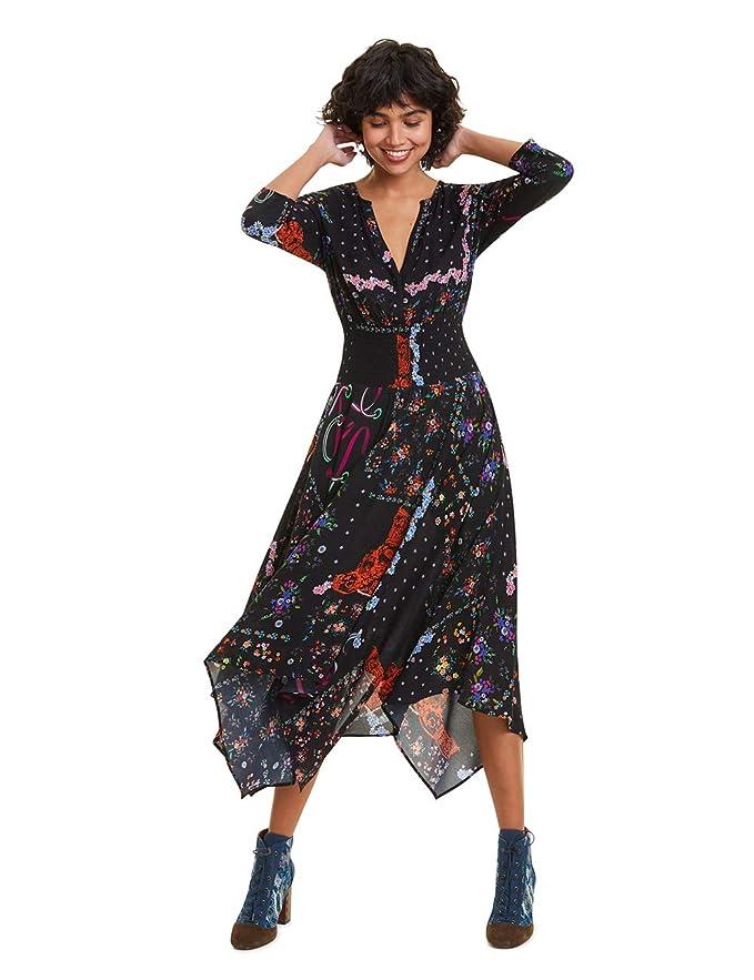 Desigual Dress Jana Vestido para Mujer