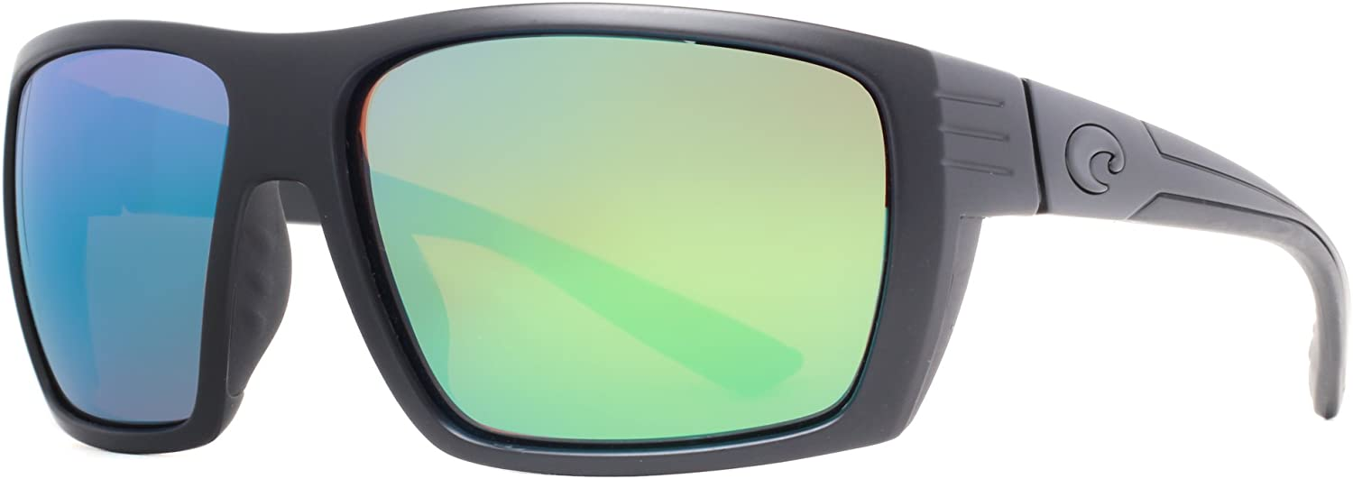 Costa Del Mar Men's Hamlin Rectangular Sunglasses