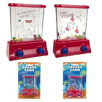 Fina Mini 2 Arcade Juguetes Juegos De Agua Motricidad Actividades TcFJlK1