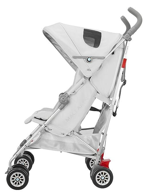 Maclaren BMW Buggy Stroller, Silver