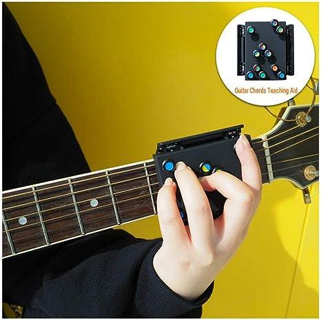Ayuda para guitarra acorde, nuevo sistema de aprendizaje de ...