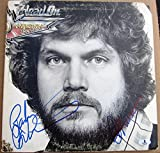#10: Bachman Turner Overdrive BTO 2x signed LP Album Cover Head On BAS Beckett