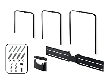 sony tv wall mount. sony television wall mount, black (suwl810) tv mount