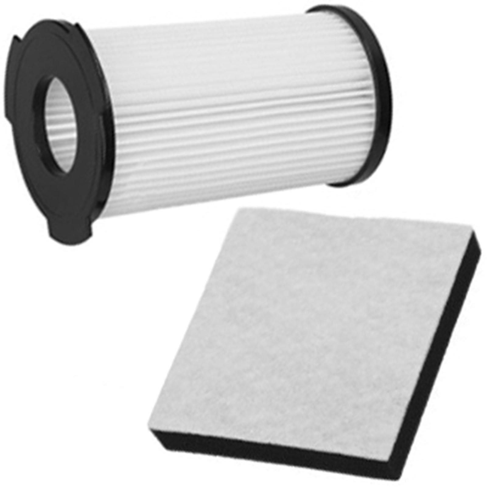 SPARES2GO Washable HEPA Media Filter Set for Vax Astrata Centrix Power Midi Vacuum Cleaner