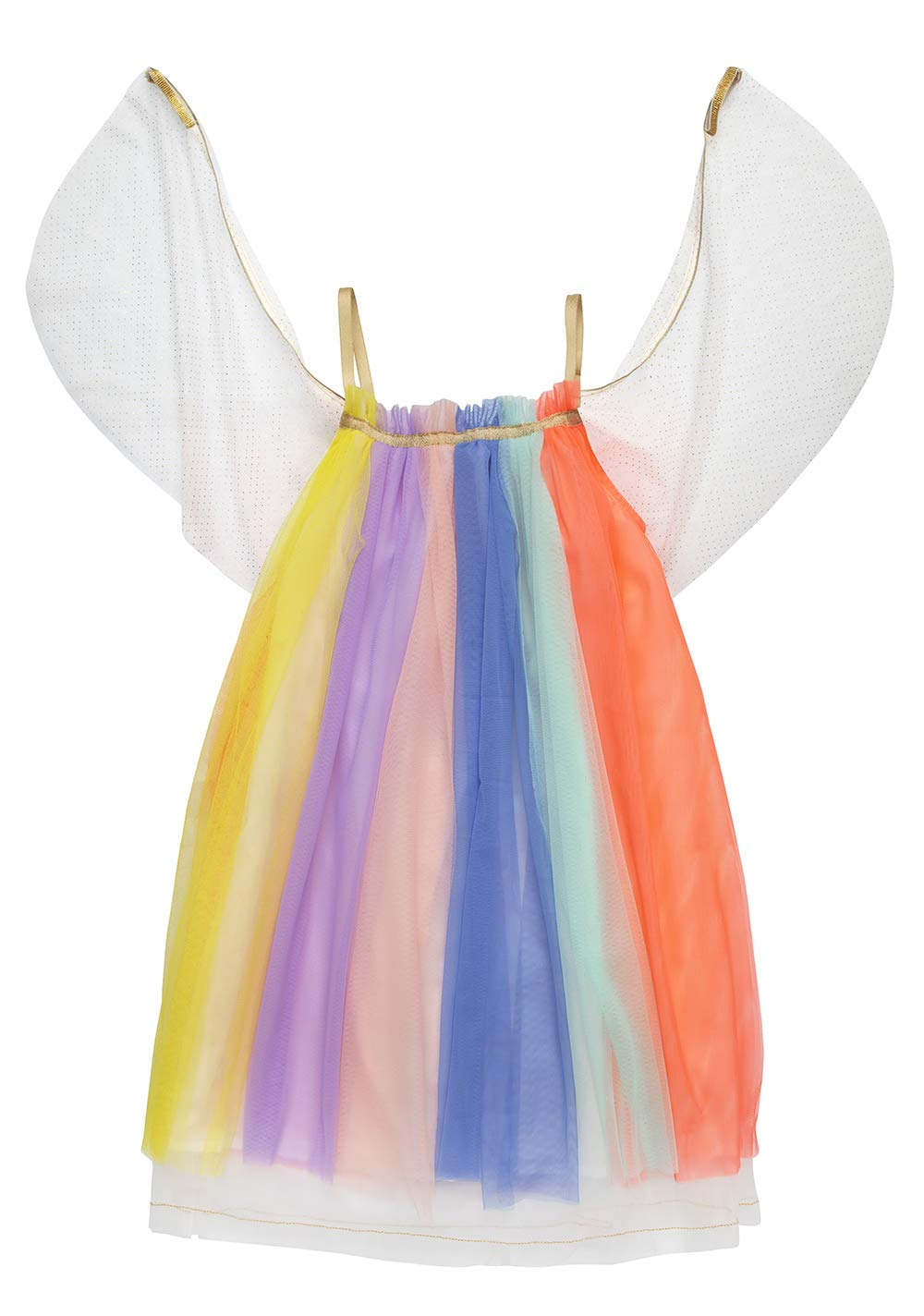 Meri Meri, Rainbow Girl Dress Up 3-4 Years, Birthday, Party Decorations