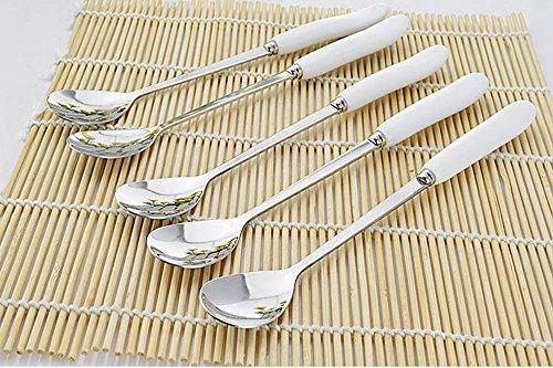 edible tea spoons - 4