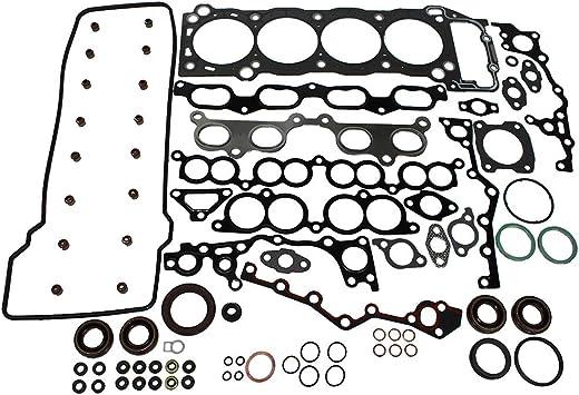 Full Head Gasket Set Bolts Graphite For 94-04 Toyota T100 Tacoma 2.4L 2.7L I4