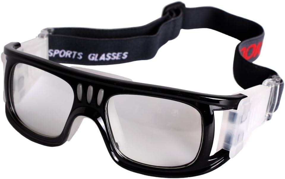 Andux Baloncesto Fútbol Fútbol Deportes Gafas Protectoras Gafas Gafas de Seguridad LQYJ-01