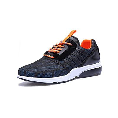 2016 Fashion Breathable mesh Lace-up Men's sports shoes casual shoes