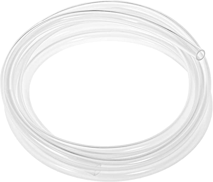 High Temp Silicone Tubing Hose - Food Grade Silicone Tube, Flexible Pure Silicon Tubing for Home Brewing Pump Transfer and Winemarking (3/8
