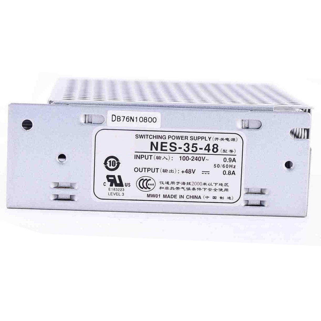 New Switch Power Supply 48V 0.57A 25W 99x82x25mm for Mean Well MW MeanWell NES-25-48