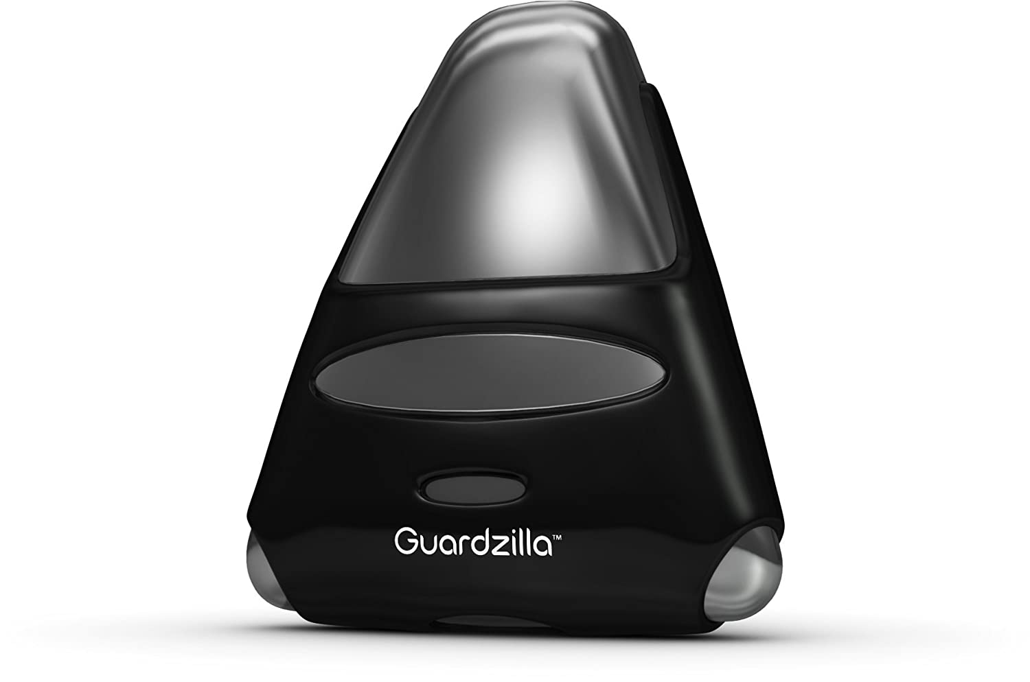 Piano Black Guardzilla GZ601B All-In-One Smart alarm and Video Security System
