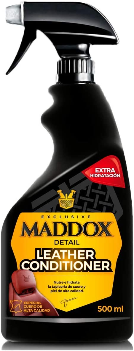 Maddox Detail - Leather Conditioner - Acondicionador de Cuero y Piel, Hidratante.