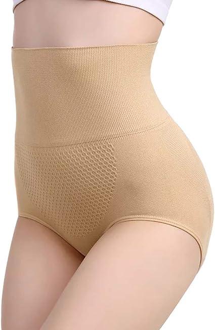 Frauen Body Shaper Control Slim Bauch Korsett High-Waist Shapewear Unterw/äsche Hosen Kurze Shorts Panty Figurformender Hohe Taillen Body Shaper Schwarz Khaki Grau Battnot Damen Shapewear Bauchweg