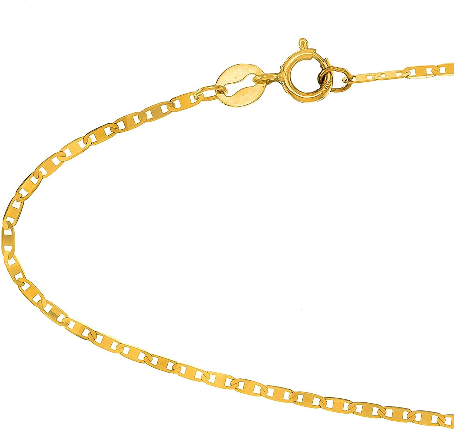 10k Solid Yellow Gold 1.2mm...