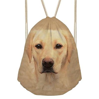 0947151242e 70%OFF Showudesigns Cool Animal Kids Adult Drawstring Backpack Gym Soccer  Sports Bag