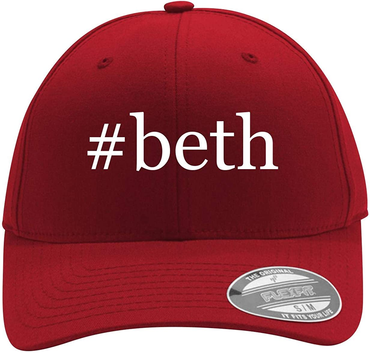 #Beth - Men's Hashtag Flexfit Baseball Cap Hat