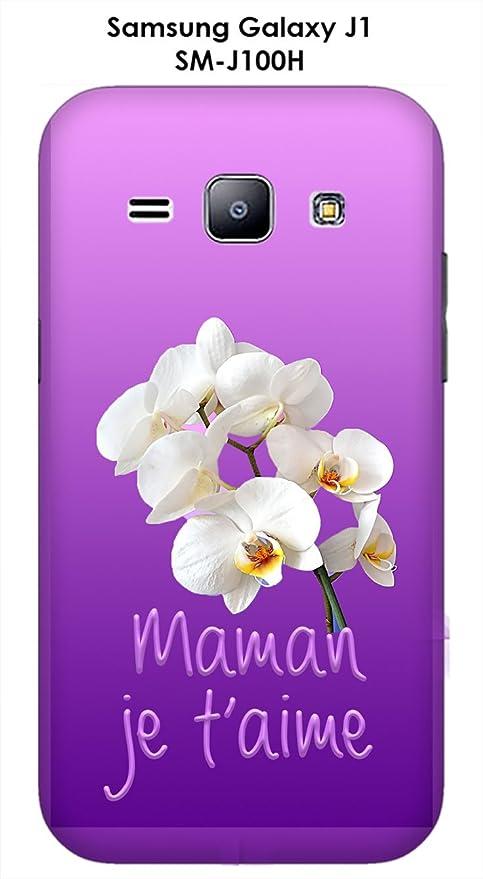 Onozo Carcasa Samsung Galaxy J1 - SM-J100H Design Maman Je T ...