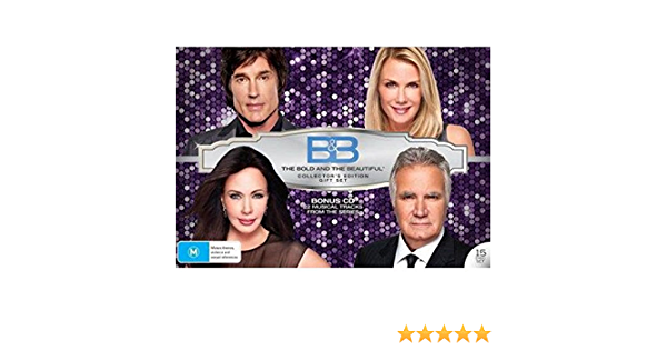 The Bold and the Beautiful Collectors Edition 15-DVD Gift ...