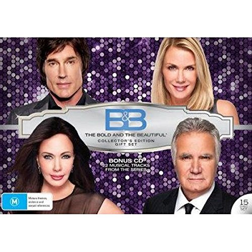 The Bold and the Beautiful Collectors Edition 15-DVD Gift Set ...