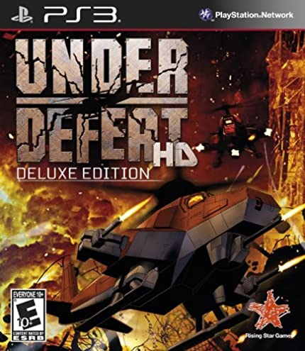 Under Defeat: Deluxe Edition - Playstation 3 by Rising Star Games