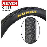 "Schrodinger15 40053 Kenda Nylon Tyre Tire 26"" x 1.95"" Mountain MTB Bicycle Cycle 65psi K1153-081- Made in China"