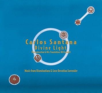 Carlos Santana Divine Light