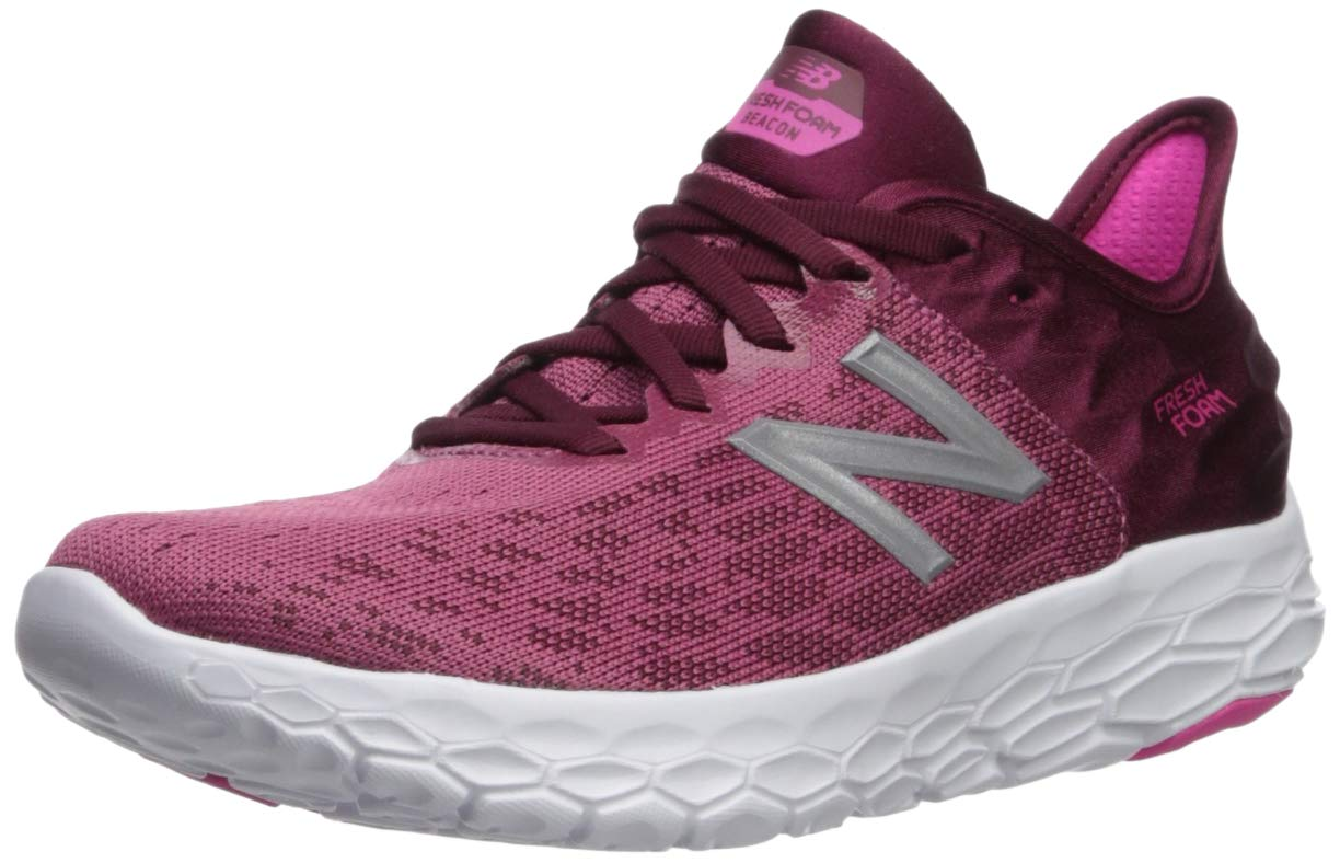 New Balance Fresh Foam Beacon, Zapatillas de Running para Niñas, Negro (Black/Magnet/White BK), 35 EU: Amazon.es: Zapatos y complementos