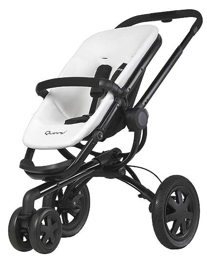 Quinny 60302950 Buzz 3 - Silla de paseo con cesta, capota, protector para la