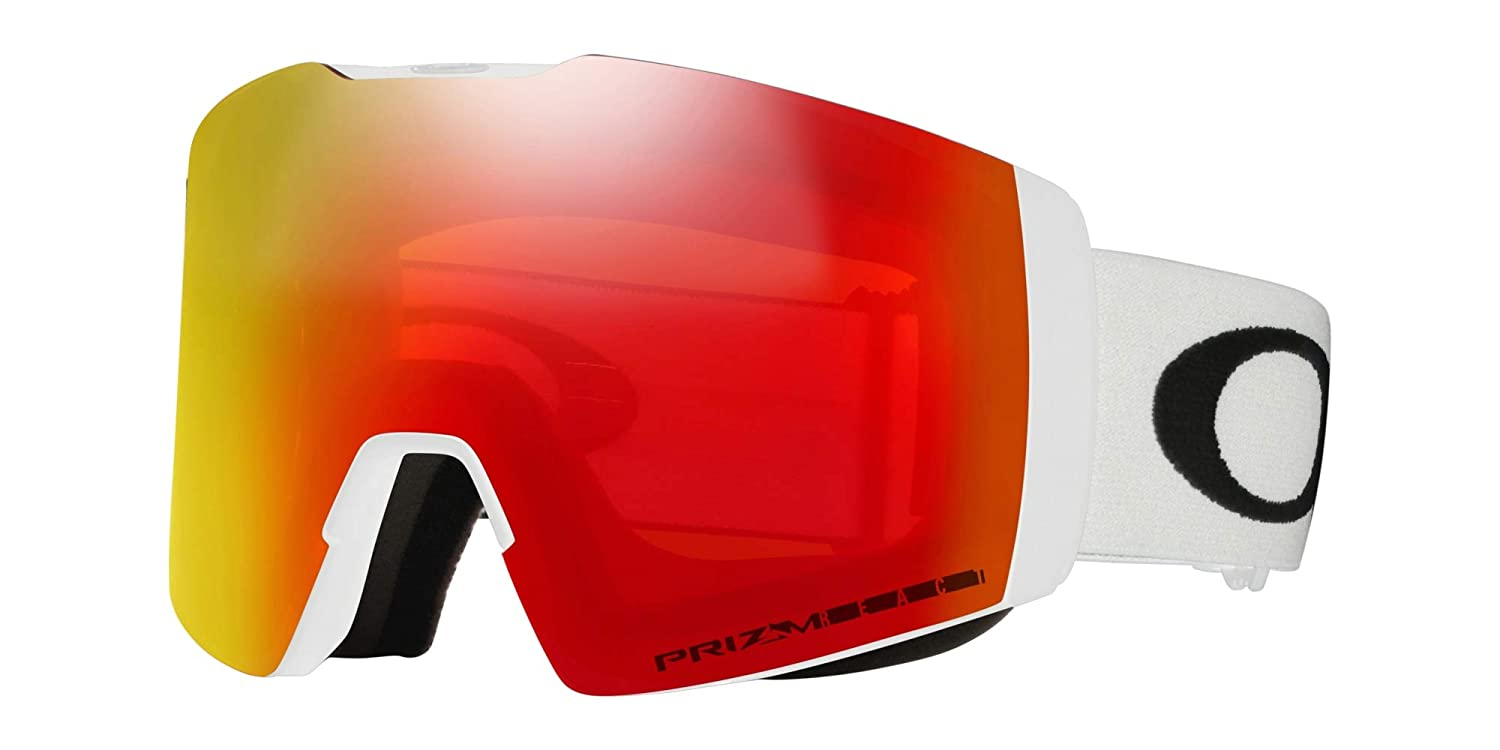 36a3624aa1 Oakley Fall Line XL Prizm React Snow Goggle Iridium Torch
