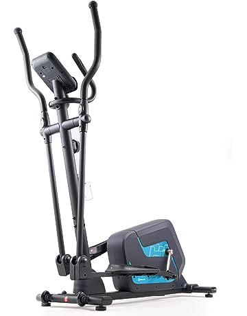 Winch Crosstrainer W.1 Easy Ausdauertrainer mit Trainingscomputer und Handpulssensoren