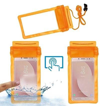 pretty nice 3e97c 60beb Acm Waterproof Bag Case for Samsung J7 Pro Mobile: Amazon.in ...