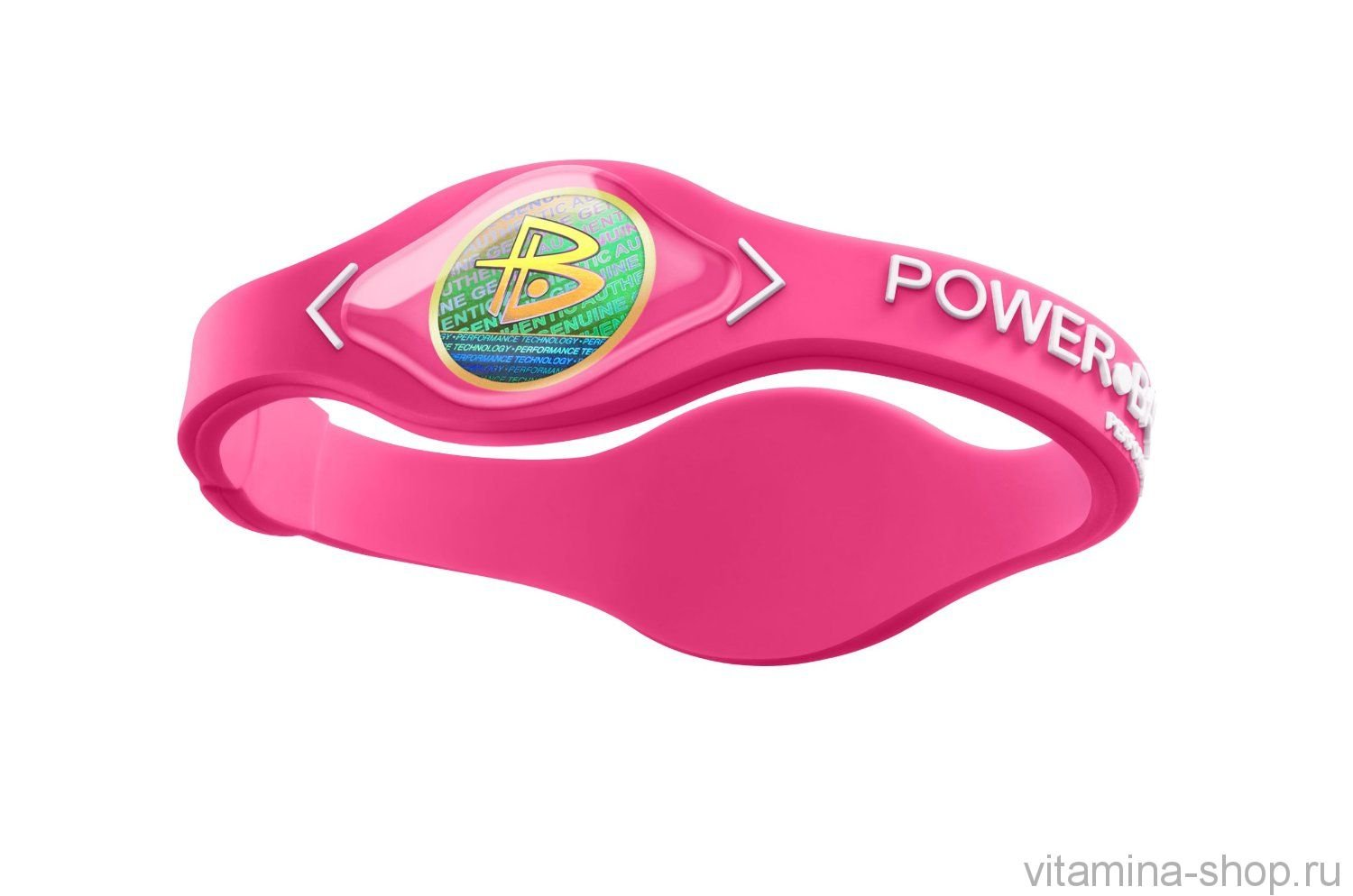 79d5c5dd5ae0f Power Balance Silicone Wristband Bracelet with Holograms to Improve Energy  and Body Balance in Sports