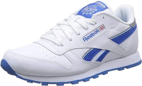Reebok Classic Leather Reflect, Chaussures de Running