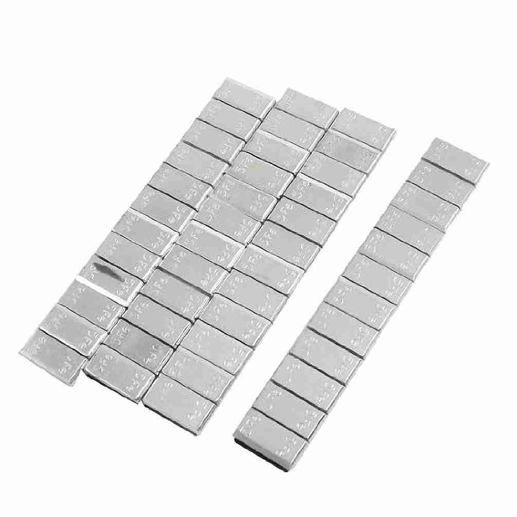 Move&Moving(TM) 4 Pcs Adhesive Car Truck Tire Tyre Wheel Balance Weights Strips 2.1 oz 60g