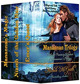 Manannan Trilogy by [McGrath, Michele]