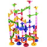 Baoblaze Kids Marble Run Race Construction Kit Child Toy Creative Building Game Set