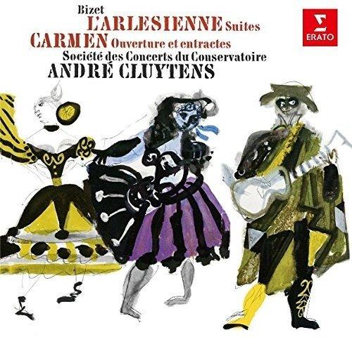 SACD : Bizet - Cluytens, Andre - Bizet: L'arlesienne Suites (Remastered, Japan - Import)
