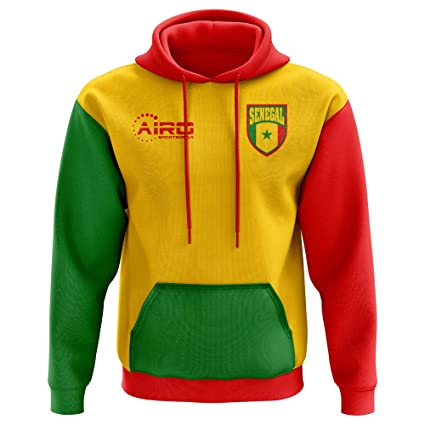 3dab4a5cb Image Unavailable. Image not available for. Color: Airo Sportswear 2018-2019  Senegal Third Concept ...