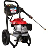 Simpson MS60773-S 2,800 PSI 2.3 GPM Gas Pressure Washer Powered by HONDA